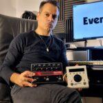 Il chitarrista crotonese Fabio Mangano testimonial della Eventide, marchio all'avanguardia nella tecnologia musicale-audio