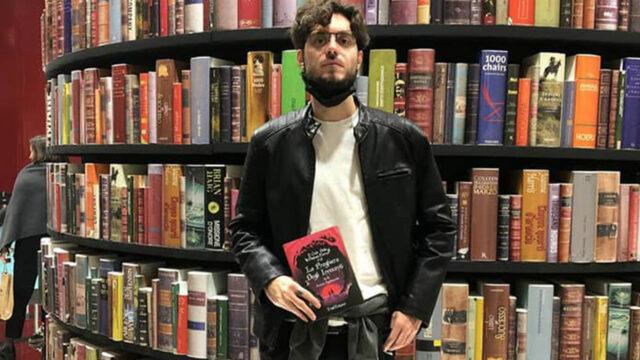"""Al Salone Internazionale del Libro di Torino l'opera del crotonese Antonio Agostinacchio """"La preghiera degli innocenti"""""""